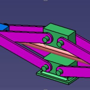 Inventor Assembly Sample 3